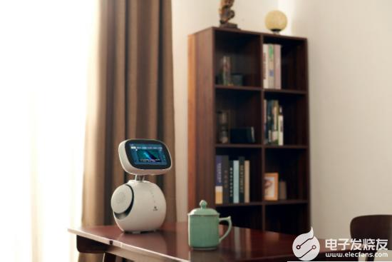 老年健康機器人推薦這款小康助手