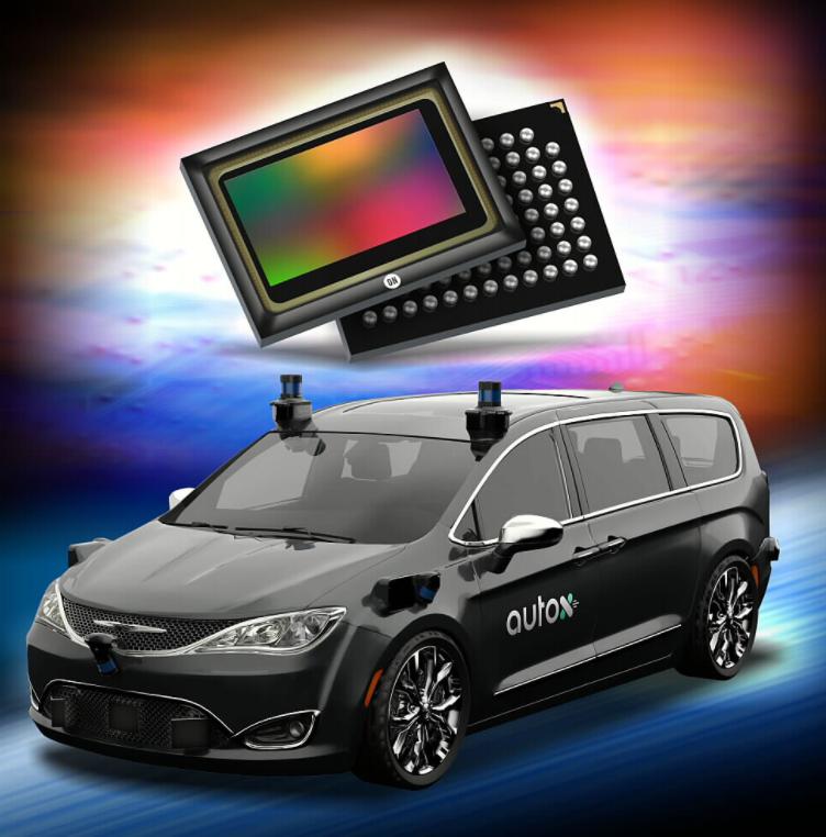 安森美半導體的智能感知技術 賦能AutoX第5代無人駕駛系統的360度視覺