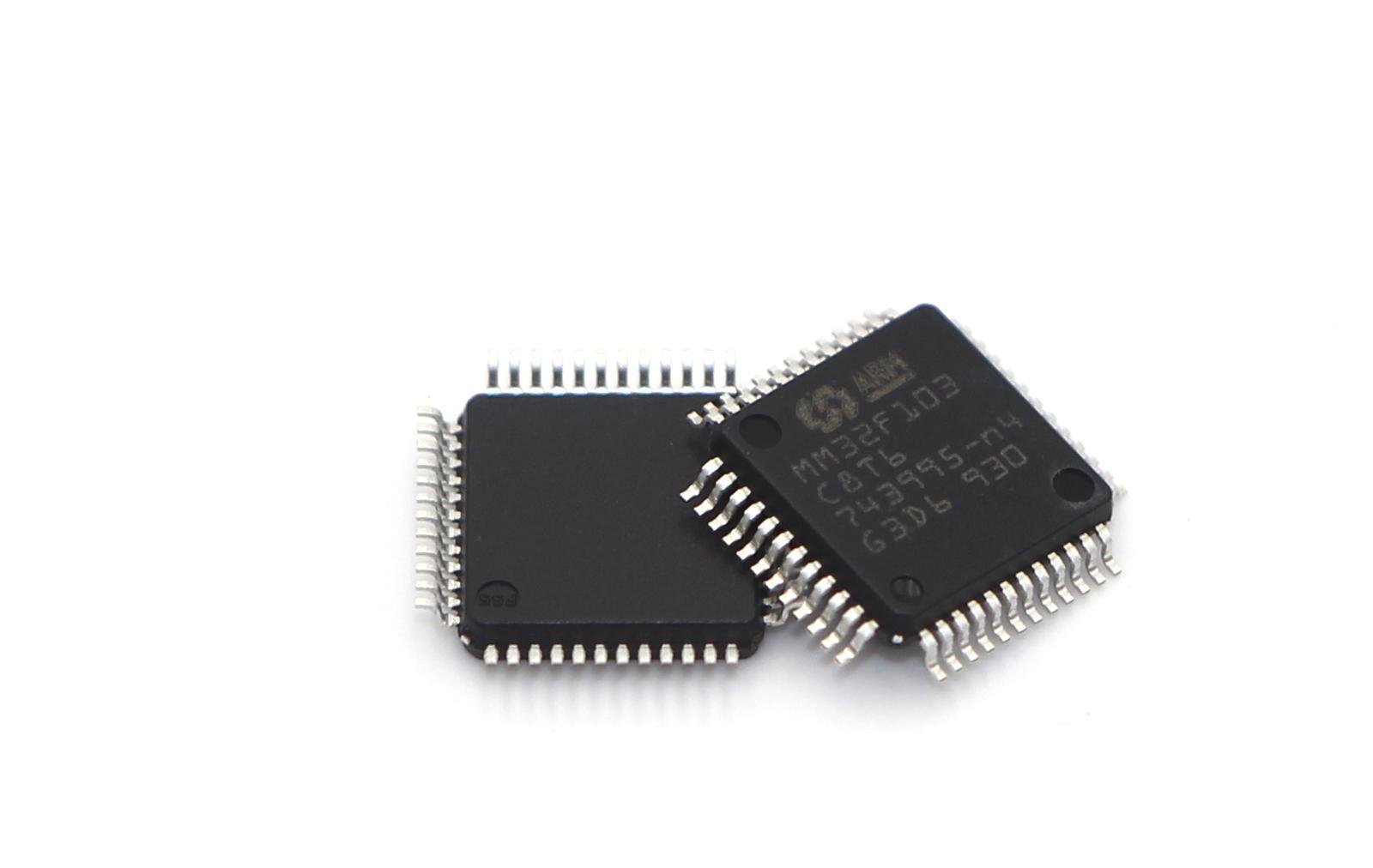 靈動微電子MM32可替換兼容意法半導體STM32