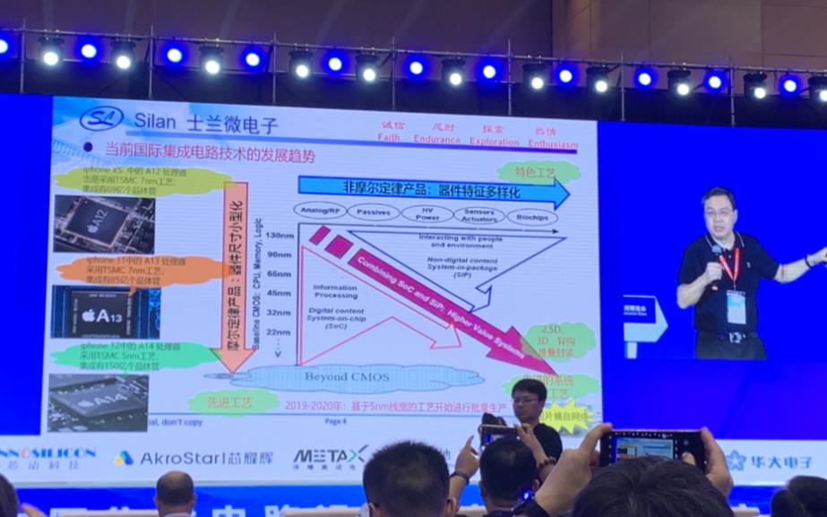 IDM在中國大獲成功,士蘭微CEO陳向東:切忌一擁而上、五點建言