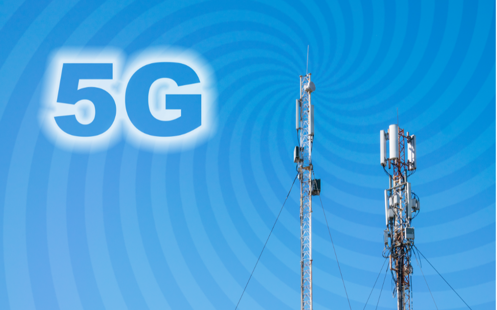 5G新規出臺, 三大運營商的基站建設速度能跟上嗎