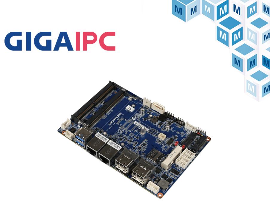 貿澤電子與英特爾合作伙伴聯盟成員GIGAIPC簽...