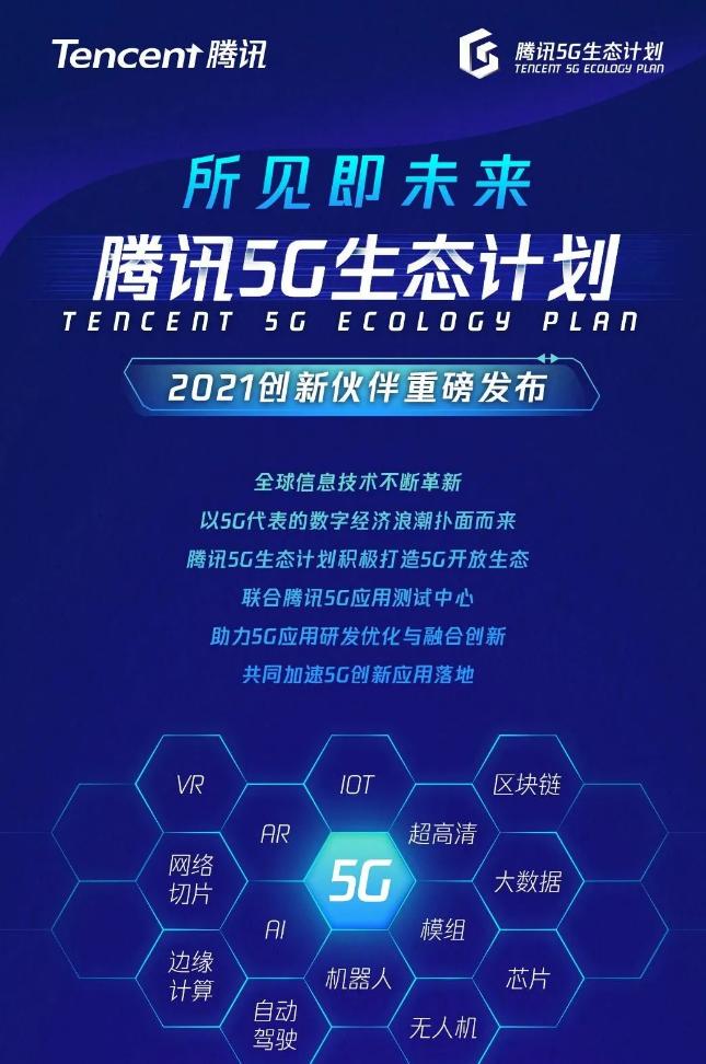 有方科技入選騰訊5G生態計劃 共同推動5G融入千...