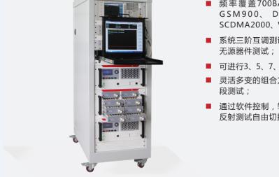 國內第一套無源互調測試系統供應商納特通信,互調儀滿足研發生產各種場景測試需求!