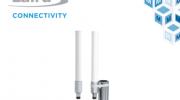 貿澤備貨Laird Connectivity堅固型OC69421多頻段全向天線,為4G/5G基礎設施應用添助力