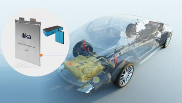 柯馬聯手Ilika,將固態電池制造推向量產水平