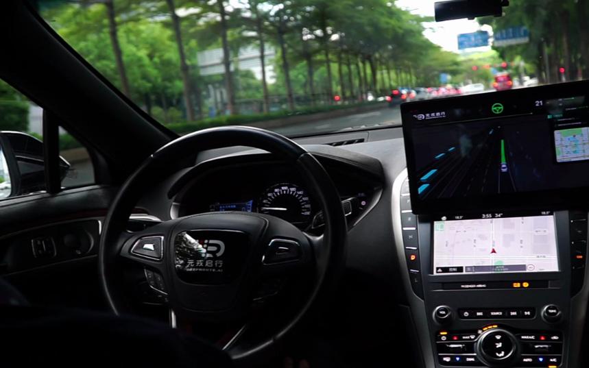 自动驾驶已经进入日常生活,L4级自动驾驶体验