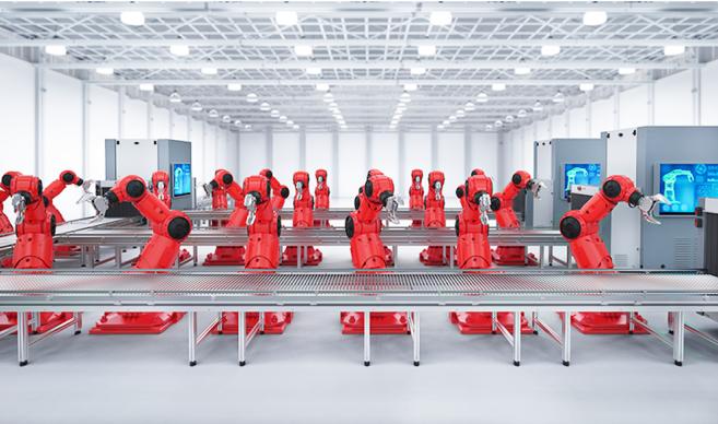 """5G工業相機,讓機器變身""""超級工人"""""""