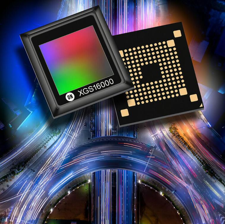 安森美半導體的1600萬像素XGS傳感器為工廠自動化和智能交通系統(ITS)帶來高質量、低功耗成像