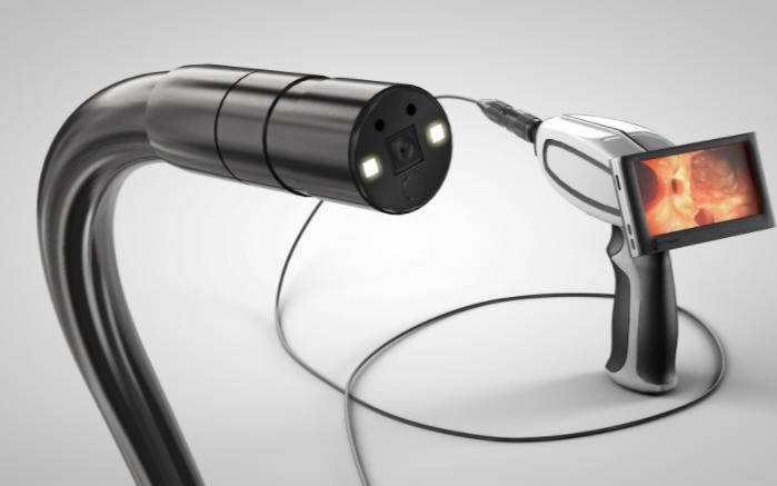 小如針頭:艾邁斯歐司朗推出全球超小數字攝像頭模組,用于一次性內窺鏡