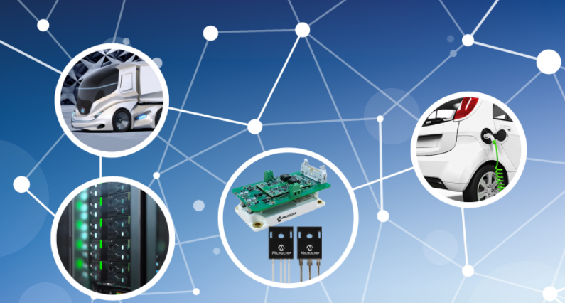 Microchip推出業界耐固性最強的碳化硅功率...