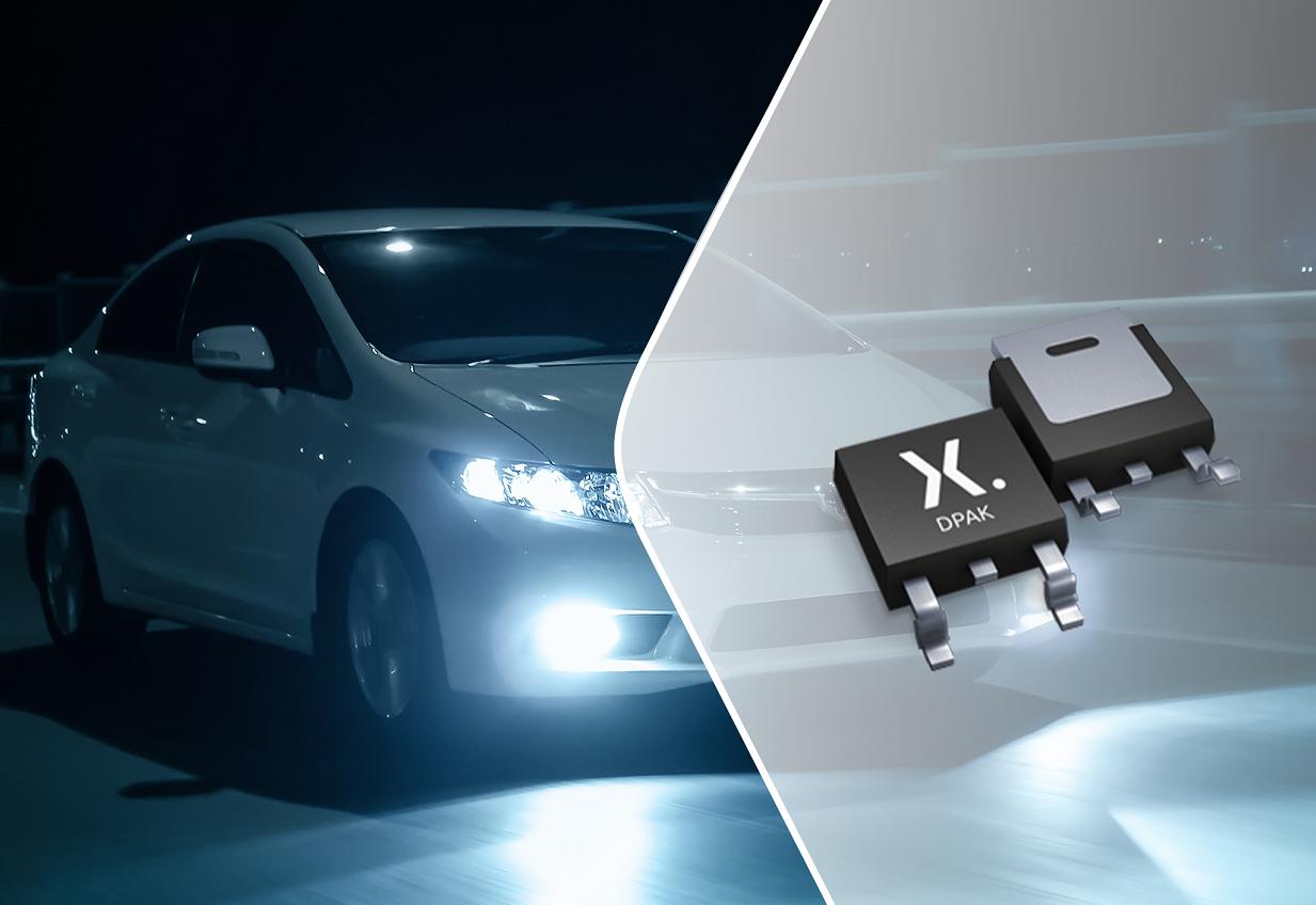 Nexperia的新型双极结晶体管采用DPAK封装,为汽车和工业应用提供高可靠性