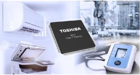 东芝推出TXZ+TM族高级系列首批产品——面向电机控制的Arm® Cortex®-M4微控制器