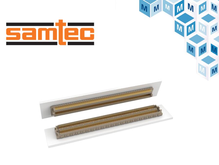 貿澤開售Samtec COM-HPC互連解決方案...