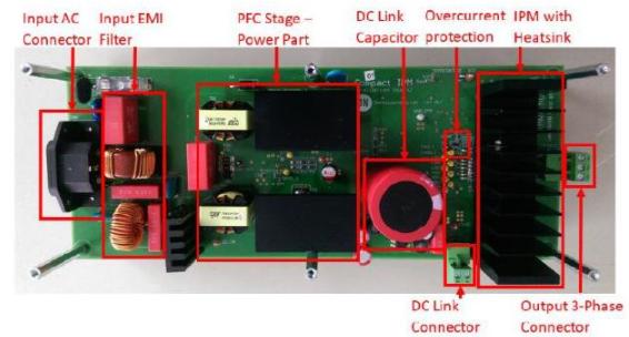 大聯大世平集團推出基于ON Semiconductor NCP1632的電機驅動器方案