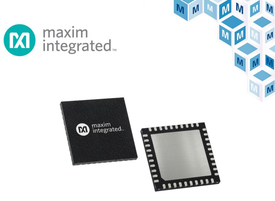 貿澤開售Maxim Integrated MAX...