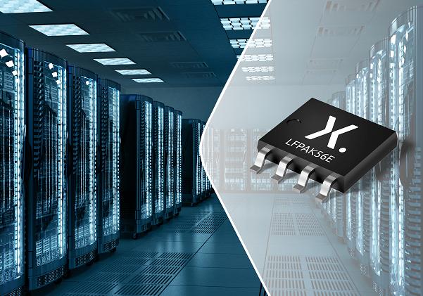 適用于熱插拔的Nexperia新款特定應用MOSFET (ASFET)將SOA增加了166%,并將PCB占用空間減小80%