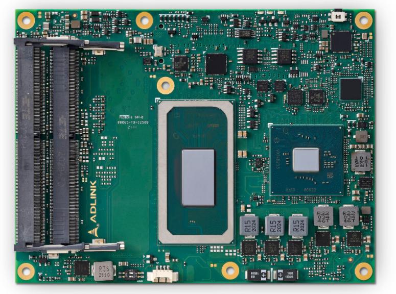 凌华科技推出首款采用英特尔® Core™、Xeon® 和Celeron® 6000处理器的COM Express模块