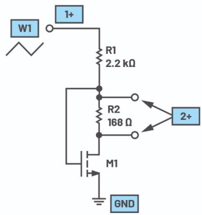 学子专区 — 活动:零增益放大器(MOS)