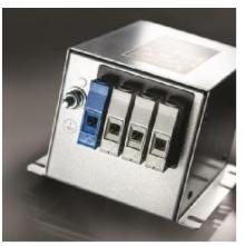 FMBD EP是SCHURTER為三相電力系統和機械重新設計的旗艦EMC濾波器
