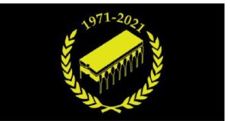 庆祝微处理器诞生黄金五十周年