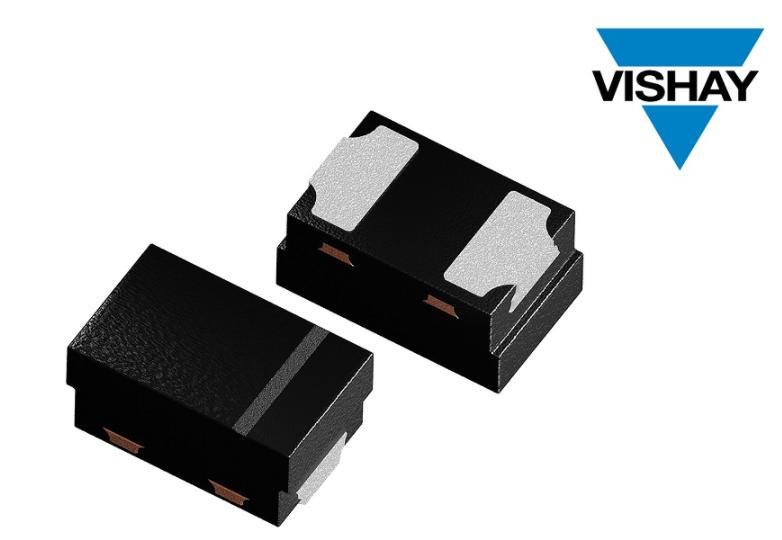 Vishay為商用及汽車應用推出單路ESD保護二極管