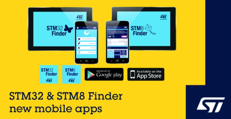 意法半导体新STM8和STM32手机应用软件优化...