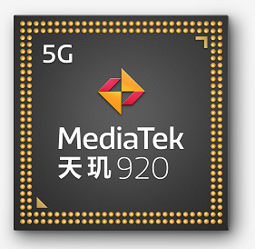 MediaTek發布天璣920和天璣810 5G移動芯片