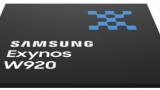 可穿戴芯片首现5nm!三星发布 Exynos W920,高通、展锐等厂商的压力来了?!