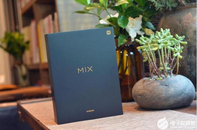 小米MIX系列卷土重來,搭載高通驍龍888 Plus,奪市場主動權