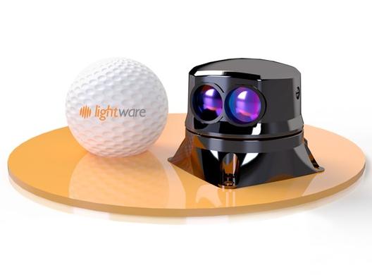 LightWare新LiDAR为机器提供视觉