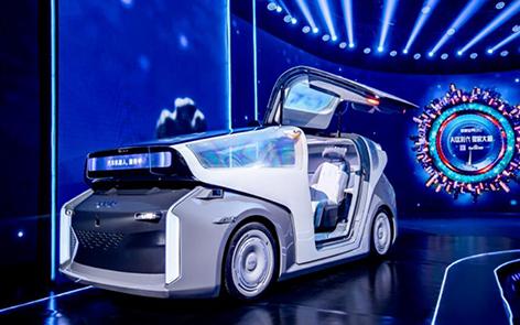 百度推出L5级自动驾驶汽车机器人!L2到L5级的自主驾驶安全仍在风口浪尖