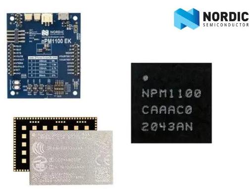 e络盟供货Nordic Semiconductor首款PMIC