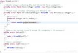 如何使用ThreadLocal來避免內存泄漏