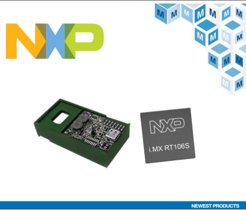 貿澤開售適用于嵌入式本地語音助手應用的 NXP ...