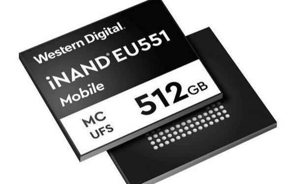 嵌入式移动存储解决方案新变化,512G成移动存储主流
