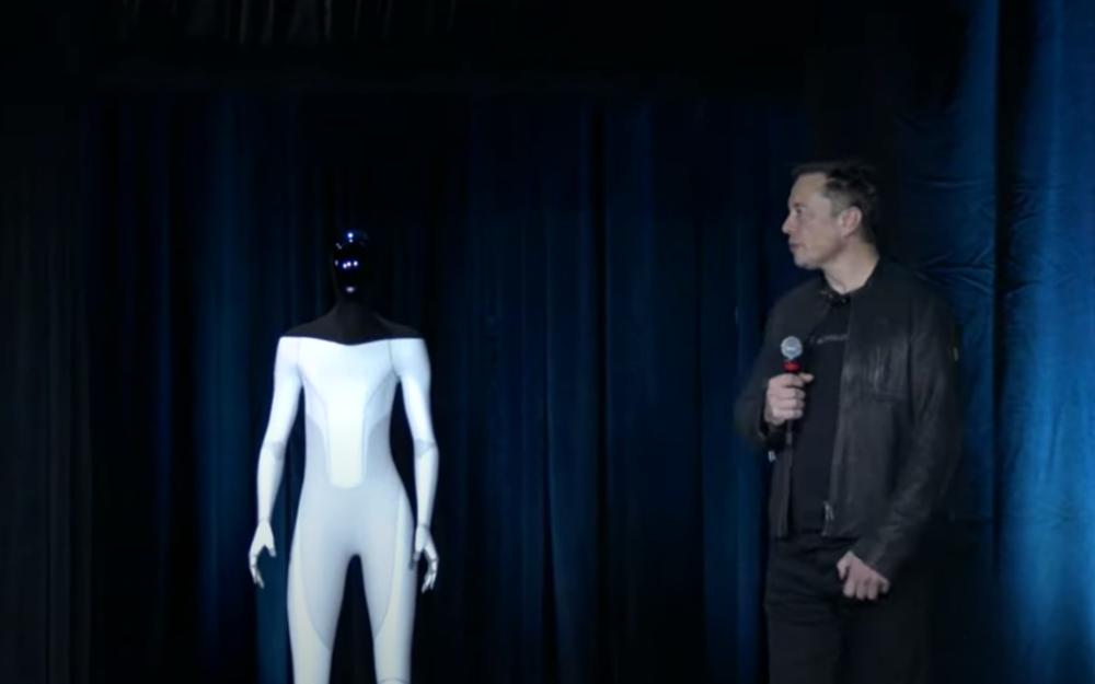 特斯拉的大招竟是機器人,還要搭載汽車級硬件!?