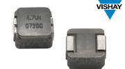 Vishay推出工作温度达+180°C的汽车级超薄IHLP?电感器