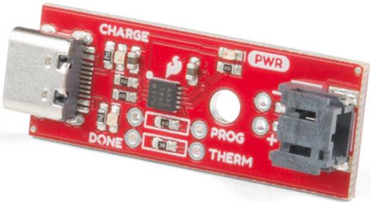 基于PRT-15217电池充电器的参考设计
