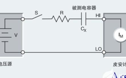 电容器漏电测量方案