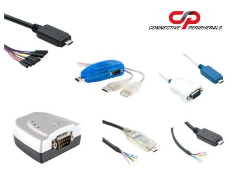 e絡盟現貨供應Connective Peripherals系列連接產品