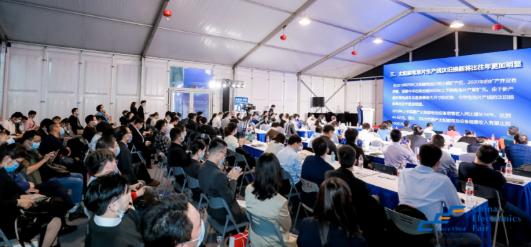 中外元器件制造明星汇聚CEF  助力上海打造电子业双循环交点
