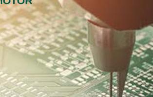德國進口SycoTec主軸電機對PCB板切割是如何去靜電的?