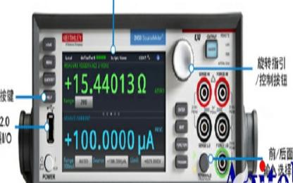 吉时利源表在二级管I-V测试的应用