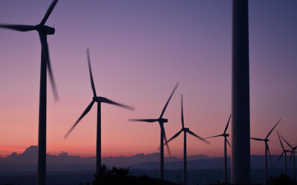 2020年美国新增发电超40%来自风能 电动车带动新风口