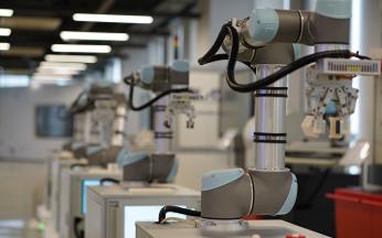 優傲機器人攜手中德智能制造研究院拓展智造邊界