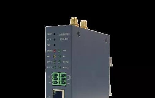 瑞迅ISG-101型網關賦能重型筑路機械監測