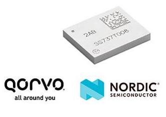 Qorvo助力Murata推出小型UWB模块,有助于实现低功耗物联网设备