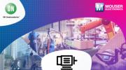 貿澤聯手安森美推出全新資源平臺與您分享BLDC電機控制新品與技術見解