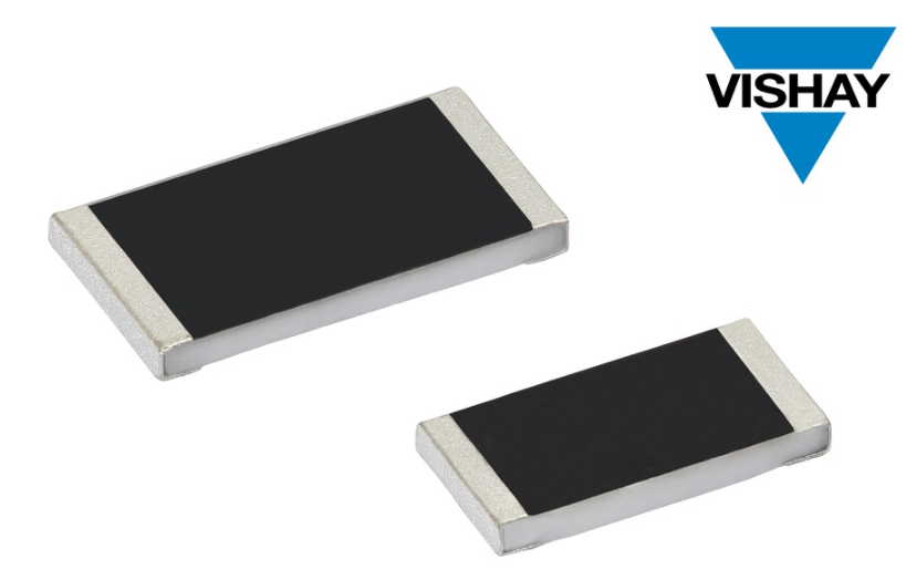 Vishay推出通过AEC-Q200认证的新系列厚膜片式电阻---RCV-AT e3